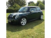 Mini Cooper S , 2006, supercharged, 57000 m, FSH.... immaculate little car. Stainless JCW exhaust