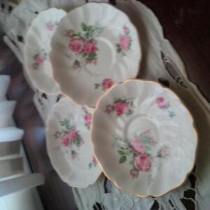 New- Bone China Cups, Saucers - $1 each London Ontario image 2