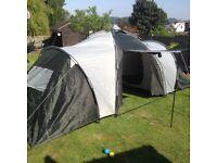 Unused 6 man tent