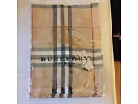 Burberry scarf Brand new