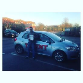 Driving Lessons - patient instructor- nervous people welcome- Birmingham based