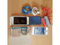 IPod Touch 5th Gen + Extras. Factory Fresh. Mint.