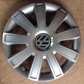 "VW 14"" Wheel Trims (Set of 4)"