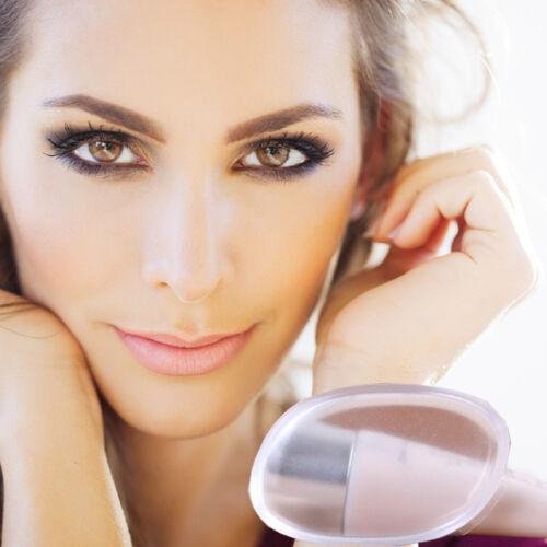 2x Silikon Make-up Schwamm | Beauty Sponge | Blender | Applikator | Transparent