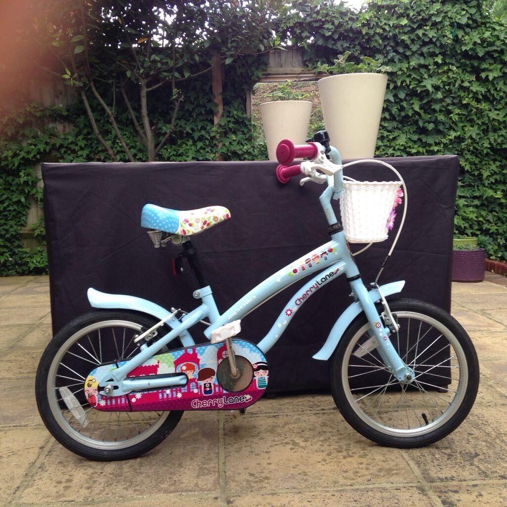 Cherry Lane Girls Bike (4-8 Years Old)