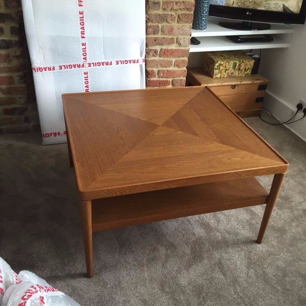 Ikea stockholm oak coffee table 90 x 90 very good condition in ikea stockholm oak coffee table 90 x 90 very good condition geotapseo Image collections
