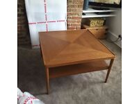 IKEA STOCKHOLM Oak Coffee Table 90 x 90 VERY GOOD CONDITION