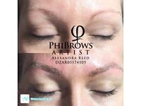 Microblading phi brows Leeds