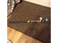 Slazenger Flick hockey stick and ball
