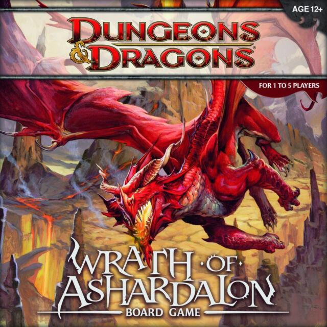 Dungeons & Dragons - Wrath of Ashardalon - Board Game
