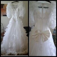 Wedding Gown / Veil