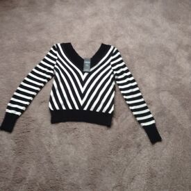 M&S Limited Edition Striped Sweater