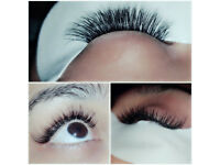INDIVIDUAL EYELASHES EXTENSION now ONLY from £35! Silk/Mink/Premium