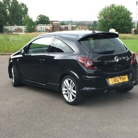 Vauxhall corsa sri for sale! Low mileage and 10 month warranty left