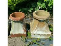 Chimney Pot Planters Plant Pots