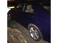 Lexus is200, MOT JULY, Sat Nav