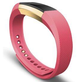 Fitbit Alta gold series