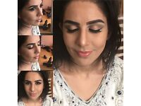 Fatimah Malik makeup artist and hair stylist by Lubna Rafiq and Sonia Zarine