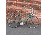 Vintage Claud Butler Racing Bike