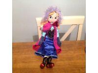 Ana from Frozen, genuine Disney doll