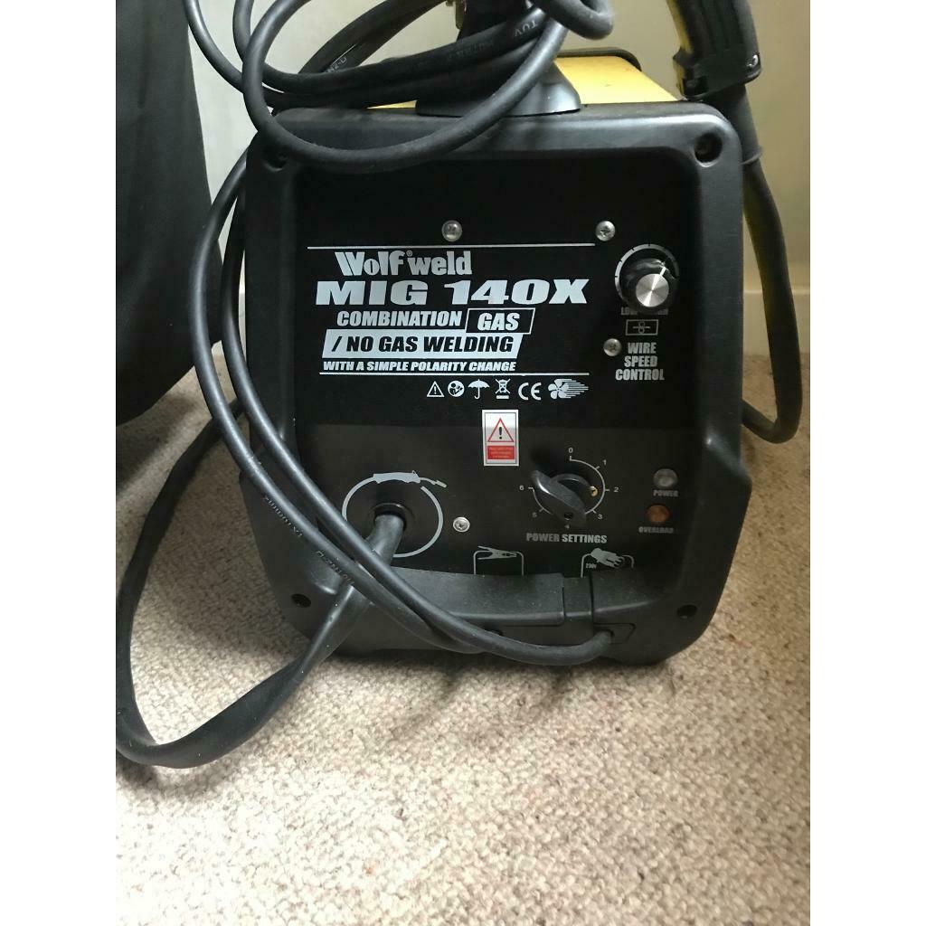 Used Mig Welders For Sale >> Mig Welder Gas Gasless For Sale Used Couple Of Times In Dingwall Highland Gumtree