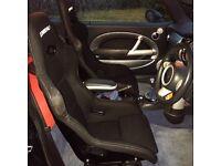 2005 (55) Mini Cooper s r53 Astro black