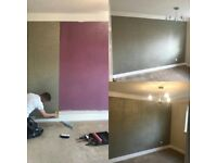 Painting&decorating and tiles and funiture Painting ***