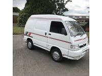2001 daihatsu hi-jet campervan/day van 12 months mot/3 months parts and labou...