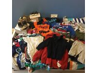 Massive bundle of boys clothes aged 2-3 years