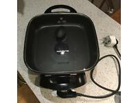 China electrical multi-function cooker(hotpot, fry pan)