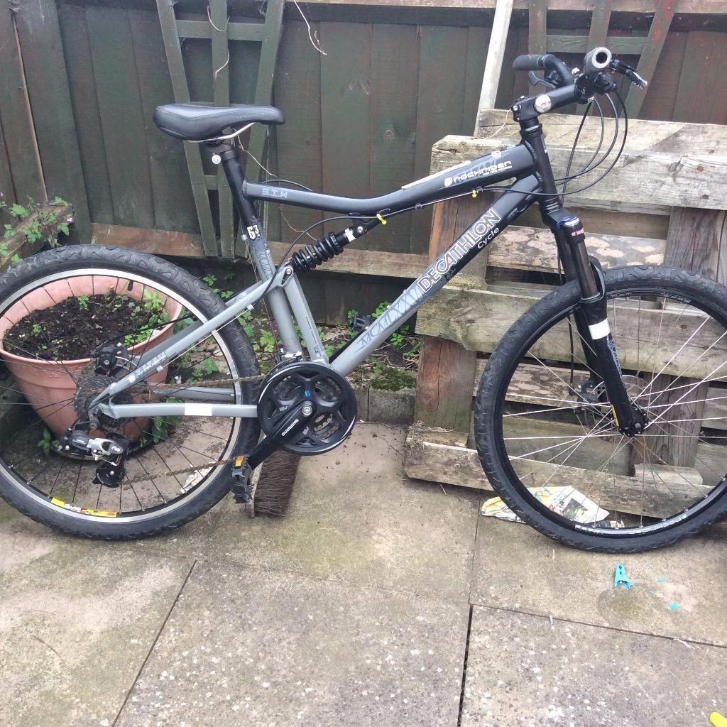 Mountain Bike Rockrider Decathlon In Rugby Warwickshire