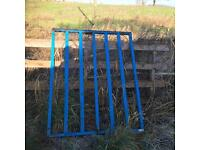 Fence frame x 3