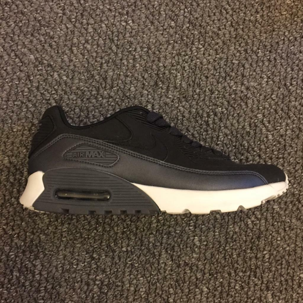 Women's black air max 90 | in Leicester, Leicestershire | Gumtree