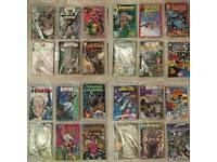 180+ comic books