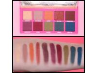 Jeffree star androgyny 10 Colours Eyeshadow Palette