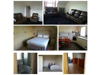 2 BEDROOM FULLY FURNISHED UPSTAIRS FLAT- CENTRAL PETERHEAD £550 P/M