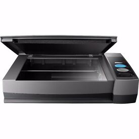 NEW Plustek OpticBook 3900 Flatbed Scanner PC/Mac - Free delivery in London area!!!