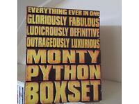 MONTY PYTHON BOX SET!