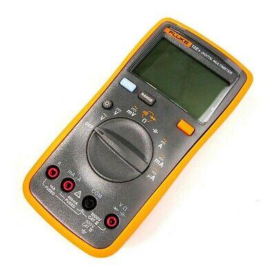Fluke 12e Digital Multimeter Acdc Diode Rc Voltage Current Capacitance Tester