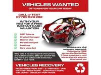 WANTED CAR VAN 4x4 mot failures spares or repairs scrap damaged