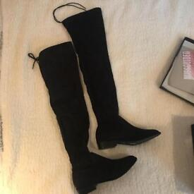 Missguided brand new boots size 5