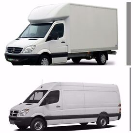 ☎ Man and van removals sevices