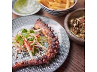 Hopscotch: a dining & drinking den on Brick Lane needs head chef