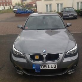 BMW 520D M-Sport Low Mileage (MOT no advisory)