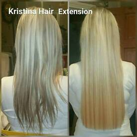BRAZILIAN GOLD REMY DOUBLE DRAWN HAIR EXTENSIONS
