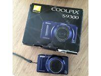Nikon coolpix s9300 camera