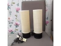 Bed side/Table Lamps