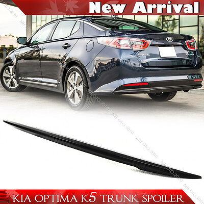 2014  Optima K5 For Kia Rear Trunk Boot Spoiler Wing New Unpainted