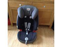Britax car seat in excellent condition