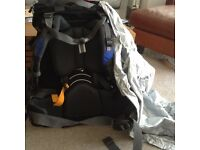 Berghaus Katharo Biofit 55 Backpack bag travelling